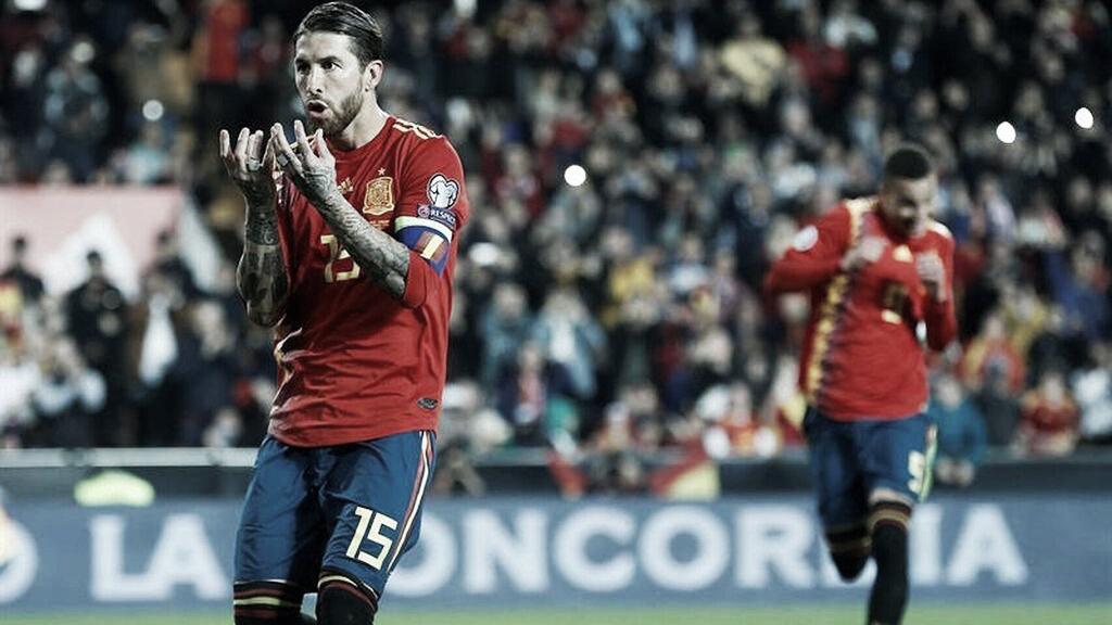 Previa Noruega - España: a tres puntos de la Eurocopa 2020