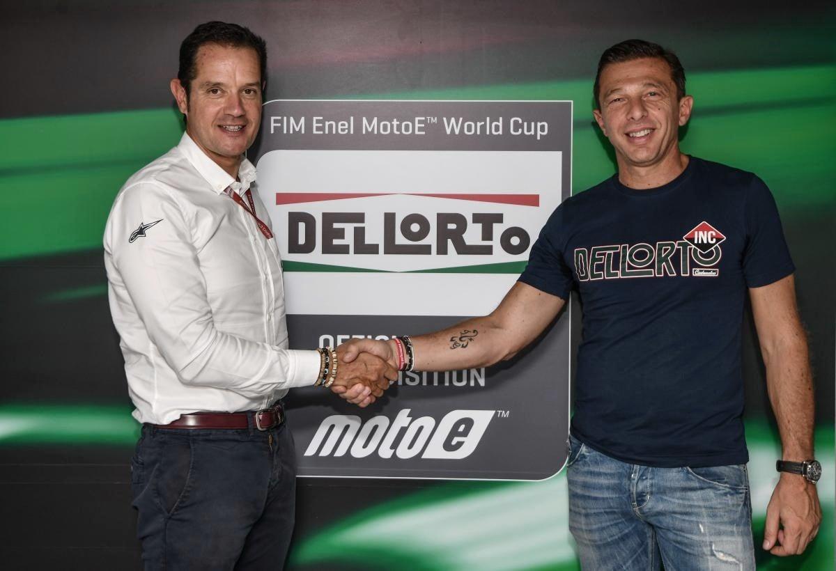 Dell'Orto extiende su contrato con Dorna Sports hasta2022