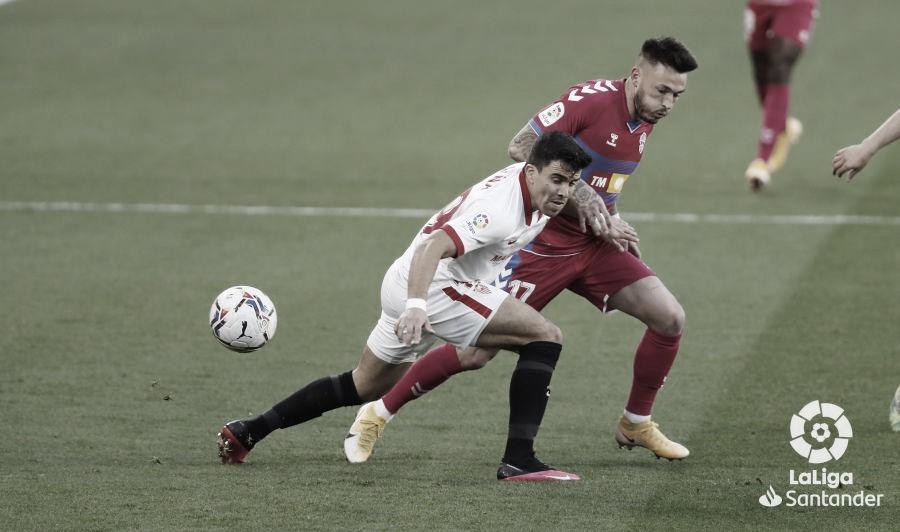 Análisis post: un Sevilla ofensivo frente a un Elche en bloque