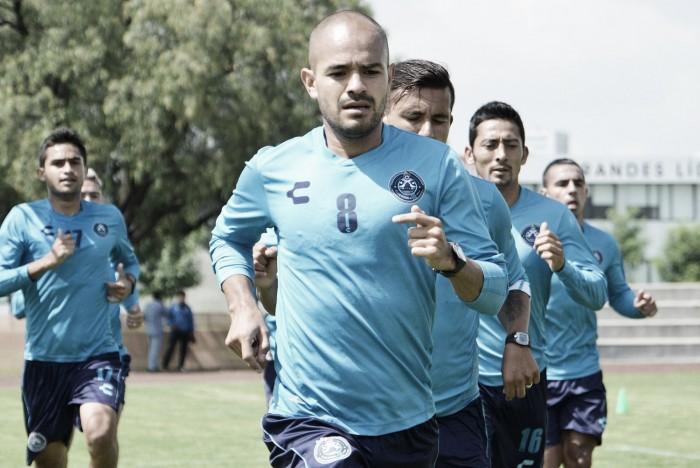 """Francisco Acuña: """"Vamos a dar lo mejor de nosotros"""""""