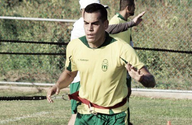 """Luis Acuña: """"El próximo torneo será nuestra revancha"""""""
