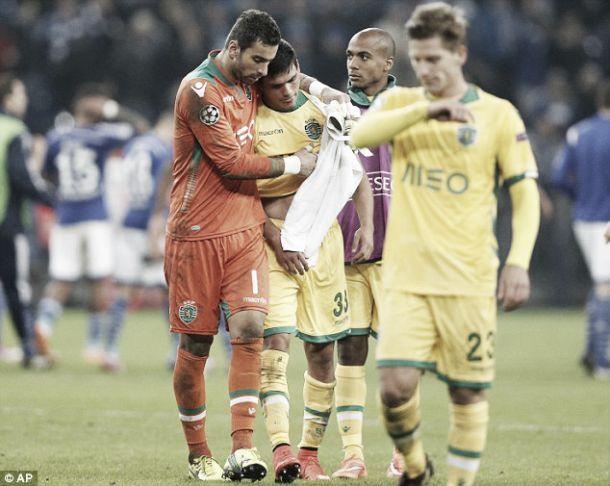 Liga Europa: um prémio de consolação que custa a digerir