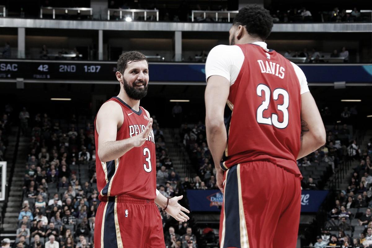 NBA - New Orleans vola, ma è in ansia per Davis