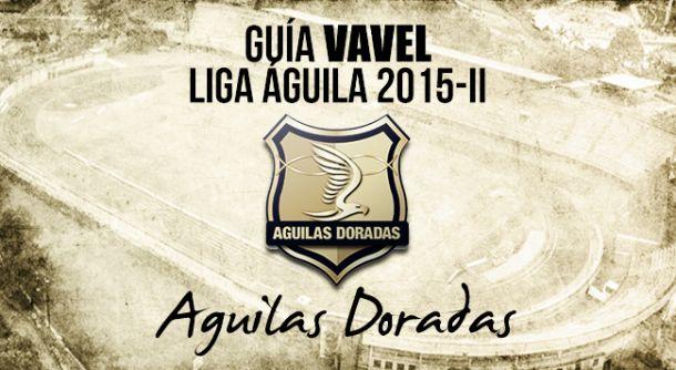 Guía VAVEL Liga Águila 2015-II: Águilas Doradas