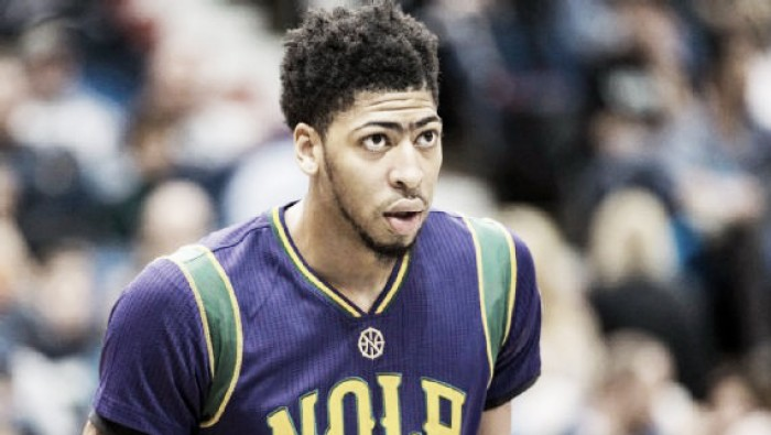 Nba, Anthony Davis carica i New Orleans Pelicans