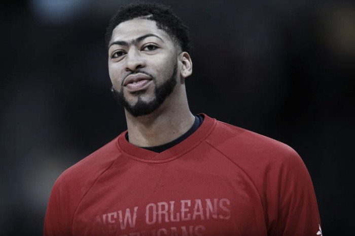 "NBA, Anthony Davis allontana i Celtics: ""Sto bene a New Orleans"""