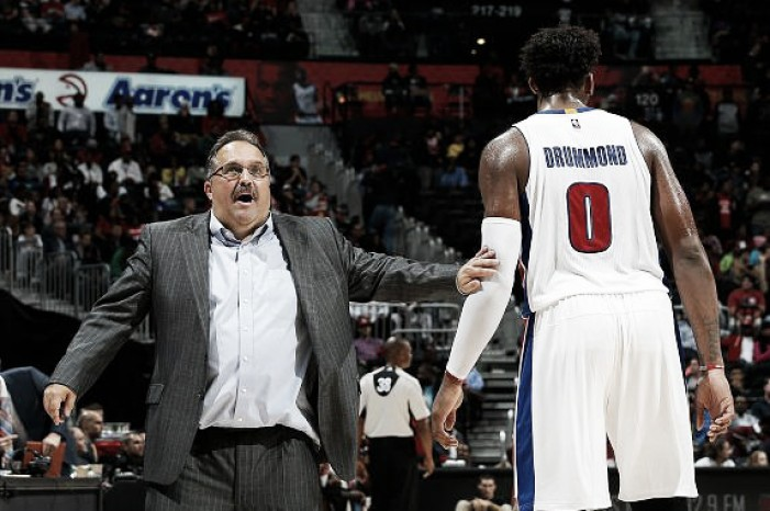 NBA, le prospettive dei Detroit Pistons