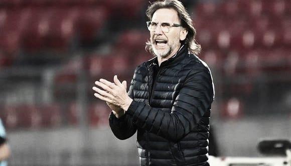 """Ricardo Gareca: """"Vamos a intentar ganar el partido"""""""