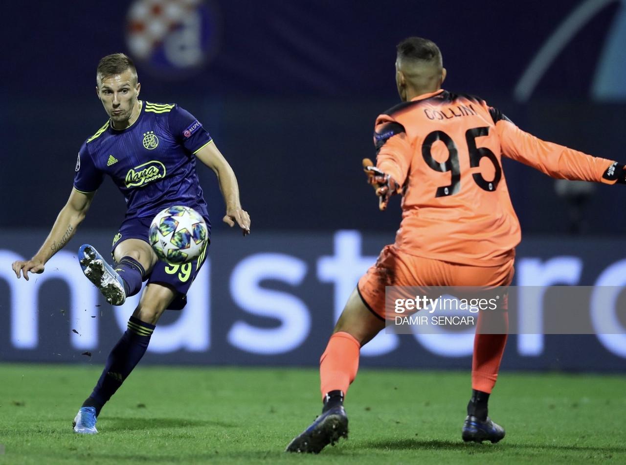 Dinamo Zagreb 4 Atalanta 0: La Dea swept aside by a divine Dinamo