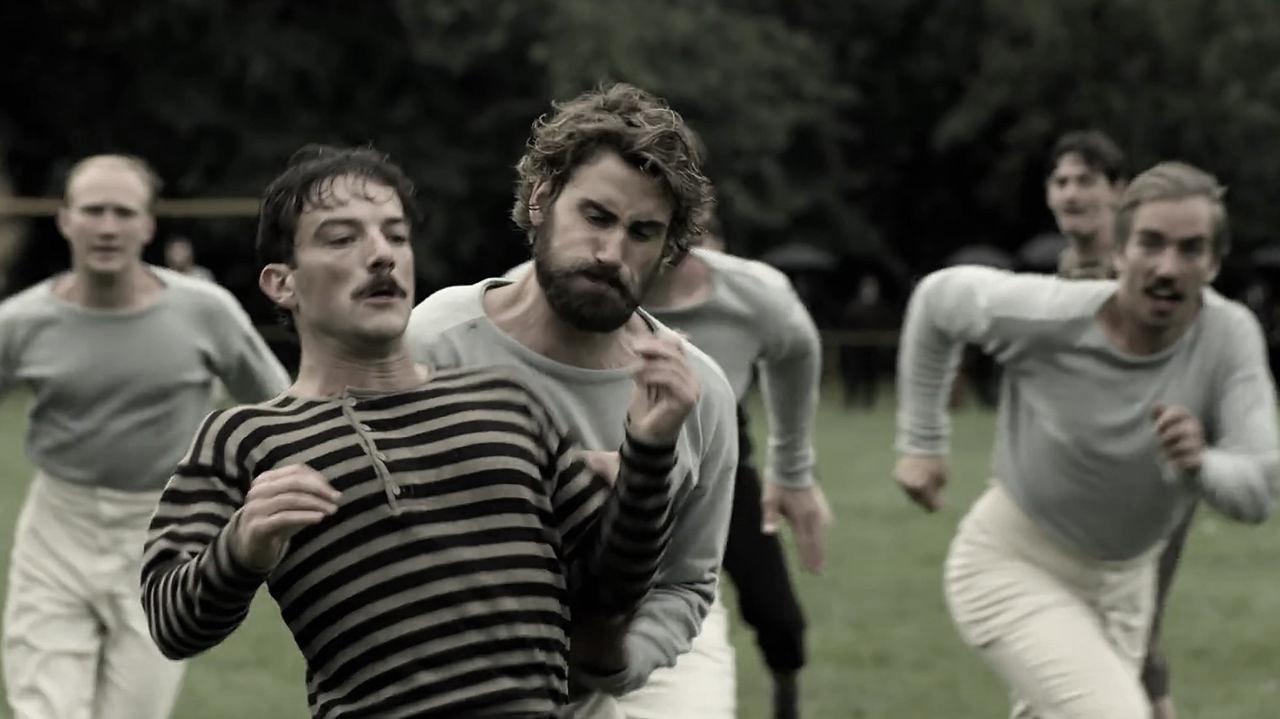 """""""Un juego de caballeros"""", la serie de Netflix que todos los amantes de fútbol deberían ver"""