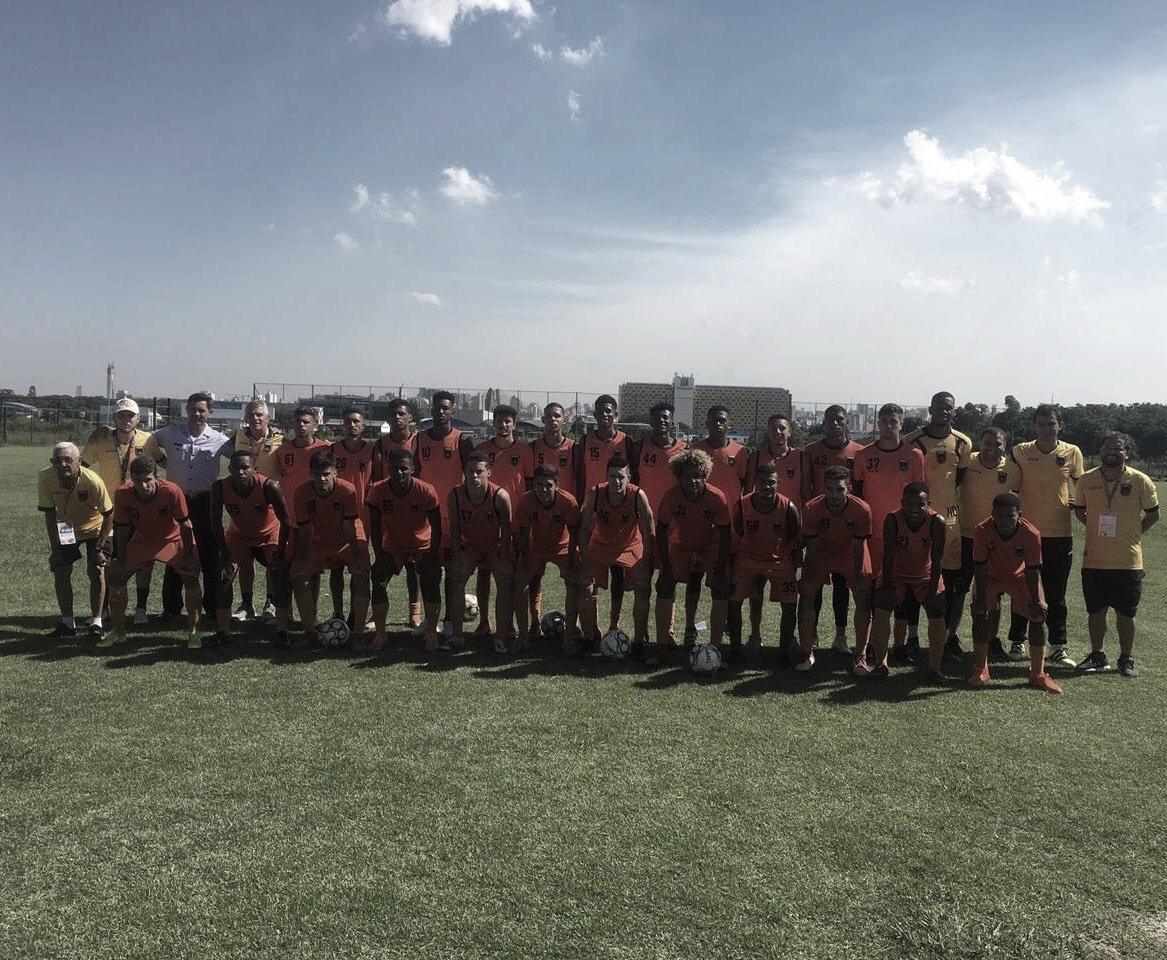 Volta Redonda vence Santo André e avança na Copinha