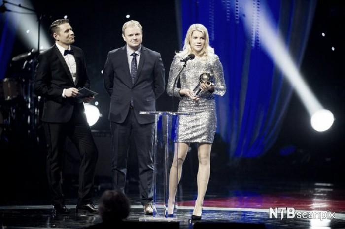 Ada Hegerberg wins the highest individual honour in Norwegian football ...