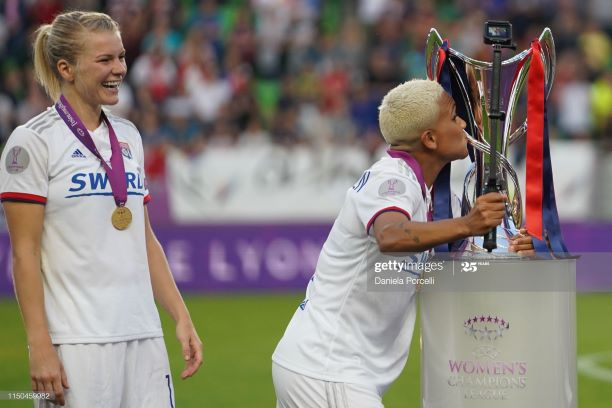 How will Lyon cope without Ada Hegerberg?
