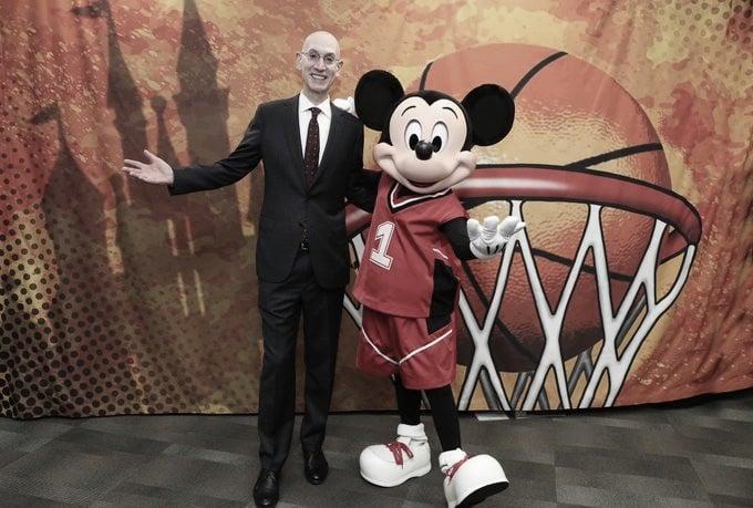 Disney World, candidato para la reanudación de la NBA