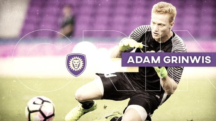 Adam Griwins se vestirá de violeta la próxima temporada