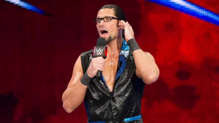 Adam Rose released from WWE