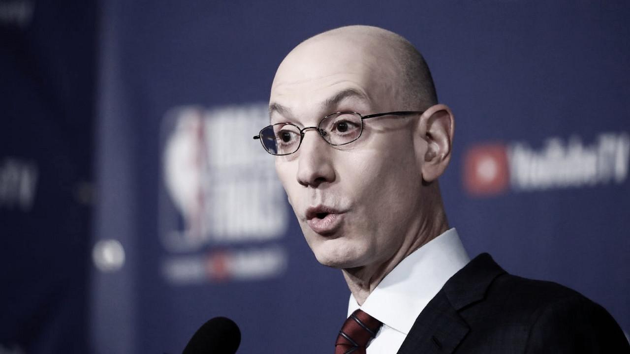 La NBA ya tiene plan: 22 equipos y posible final en octubre