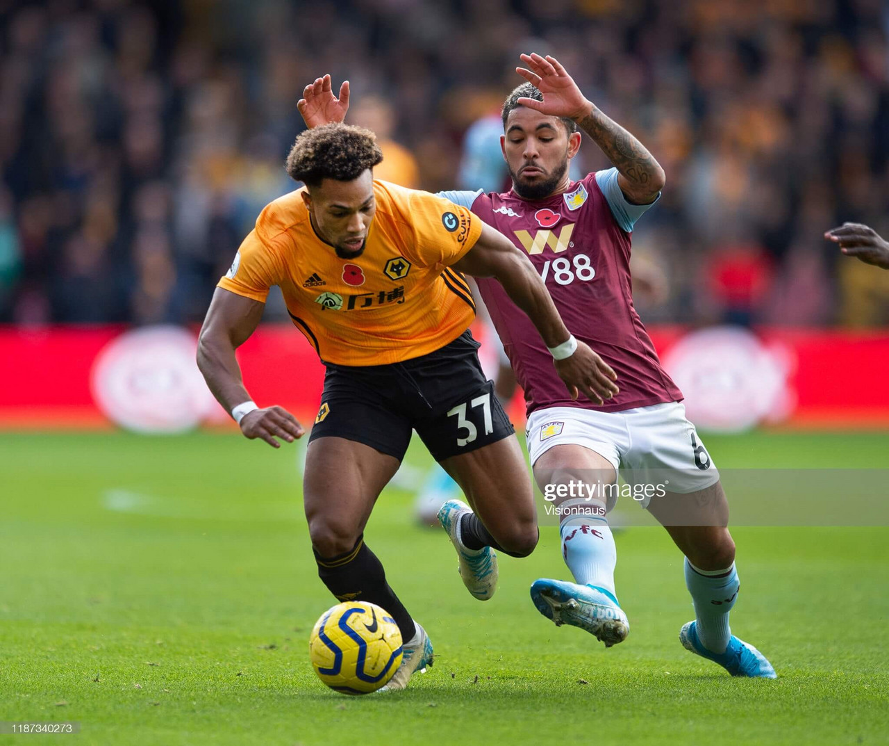As it happened: Wolves 0-1 Aston Villa