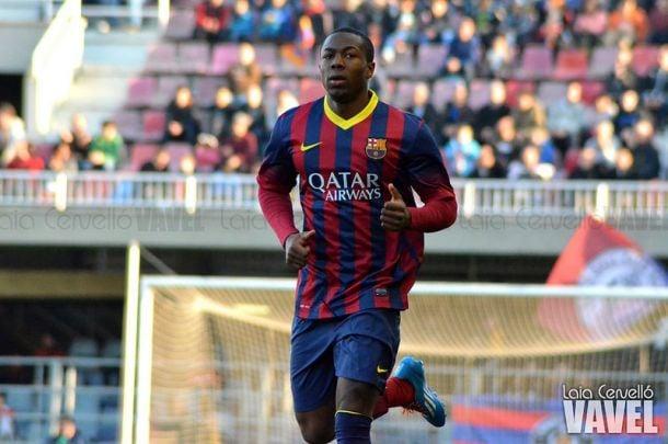 FC Barcelona 2013/14: Adama Traoré