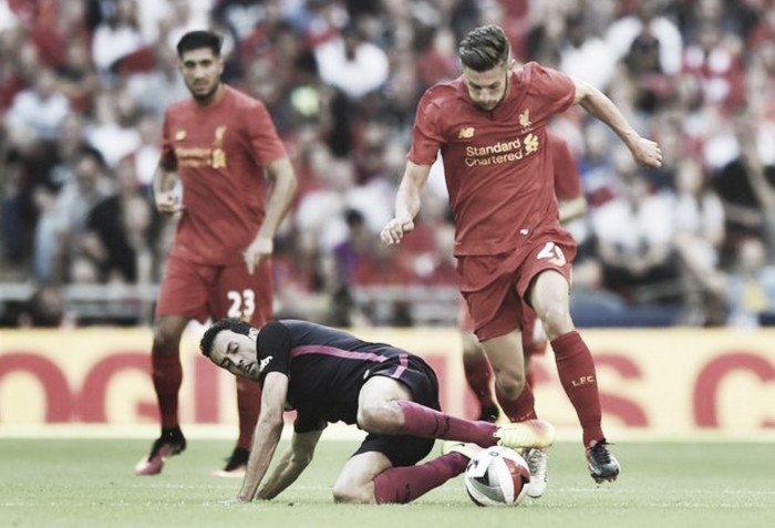 Adam Lallana: Competition for places at Liverpool will be great for the club