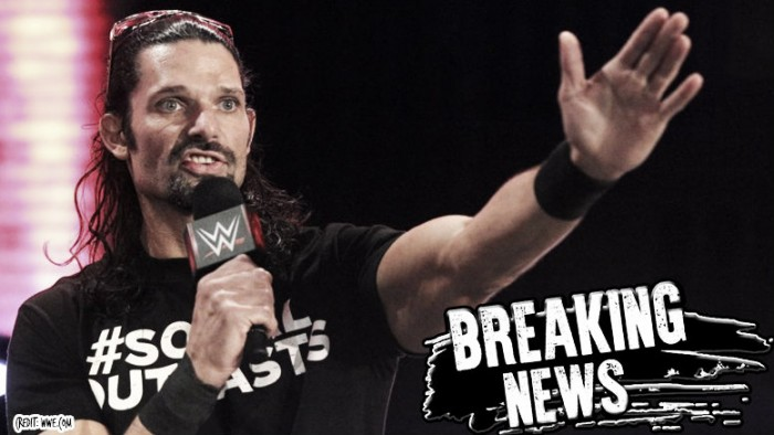 Adam Rose arrested