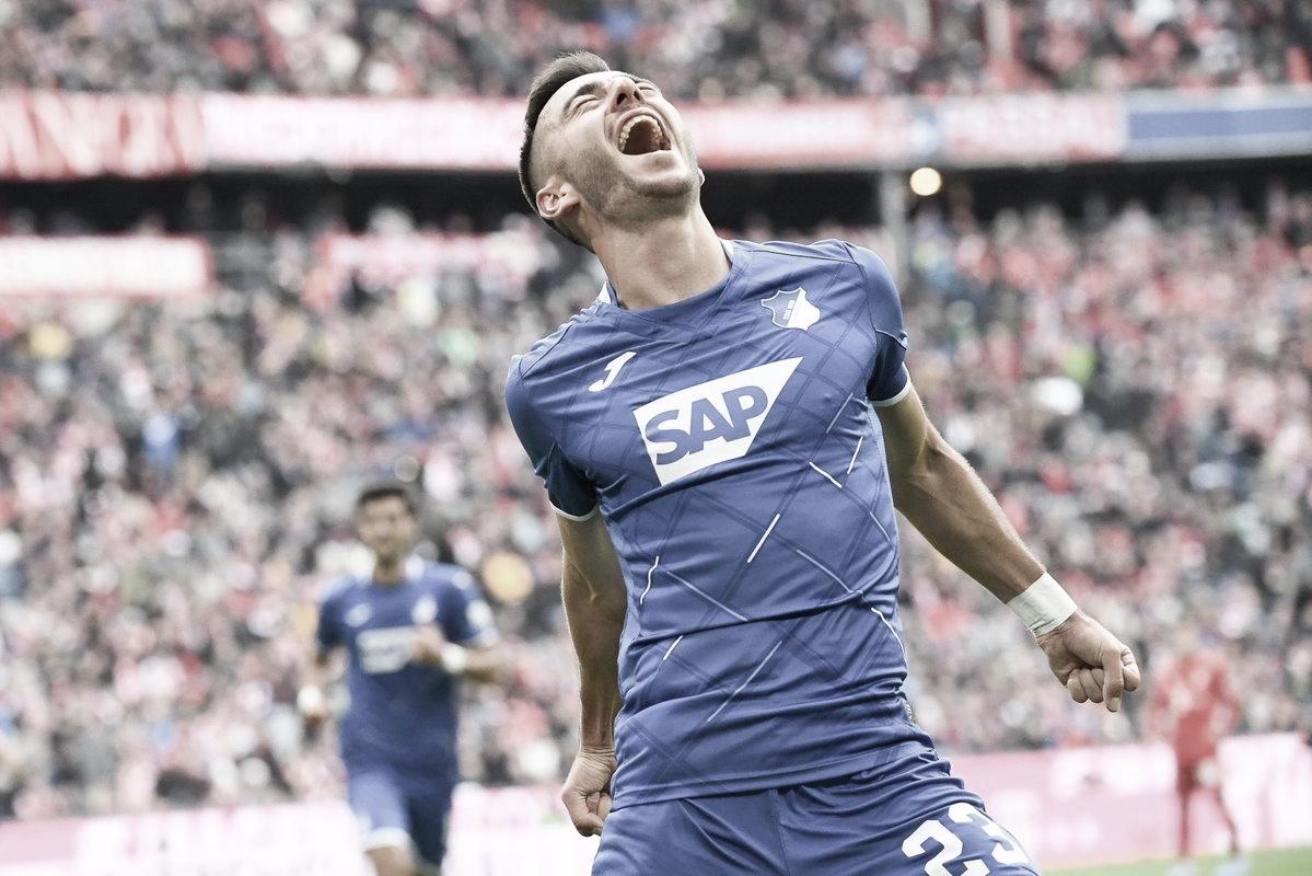 Hoffenheim surpreende e derrota Bayern de Munique no Alemão