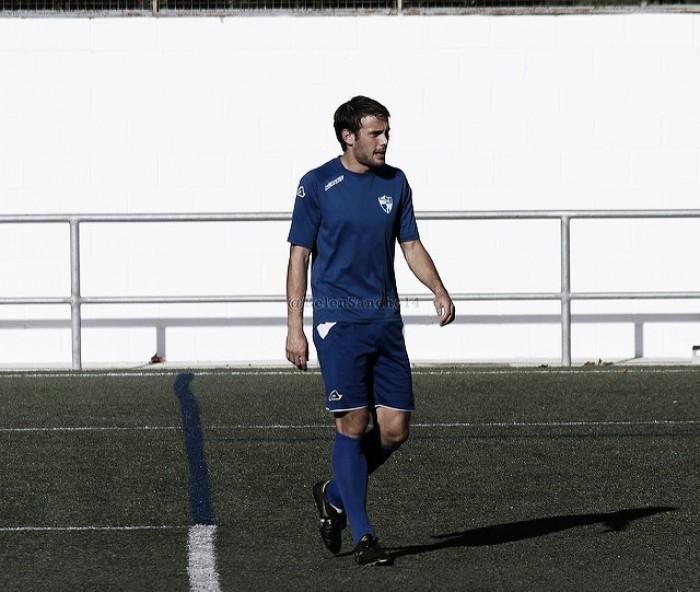 Adán Pérez, última salida del Real Zaragoza