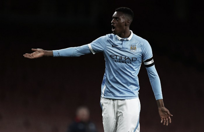 Manchester City face battle to keep young defender Adarabioyo