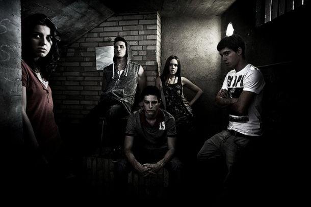 Se estrena la webserie 'Aula de Castigo'