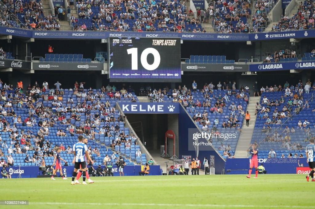 La Liga's Late Goals