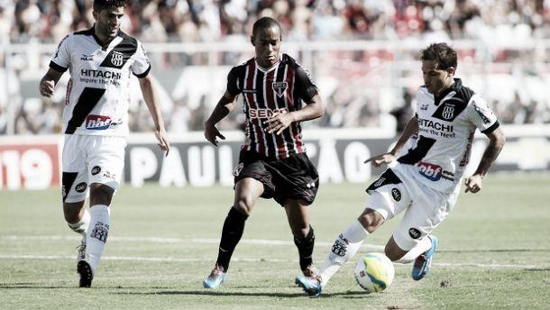 Com gol de ex-Tricolor, Ponte Preta vence o São Paulo em Campinas