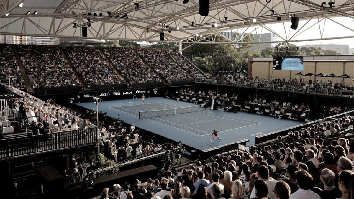Alarma en Melbourne: se suspendieron los torneos de tenis por un caso de Covid-19