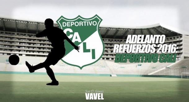 El Deportivo Cali ya estaría concretando sus primeros refuerzos para el 2016