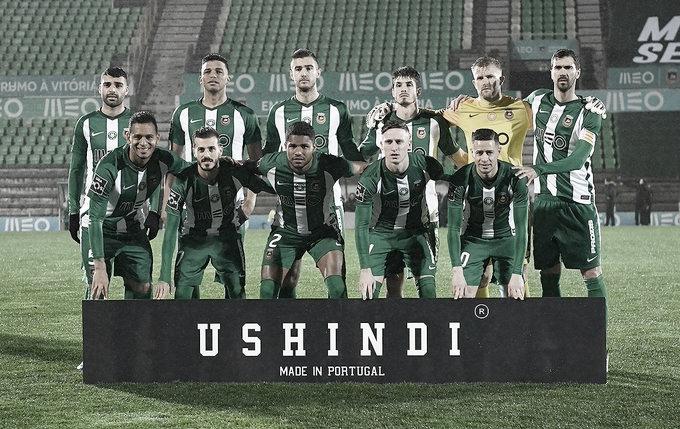 Aderllan destaca intensidade dos trabalhos na reta final do Campeonato Português