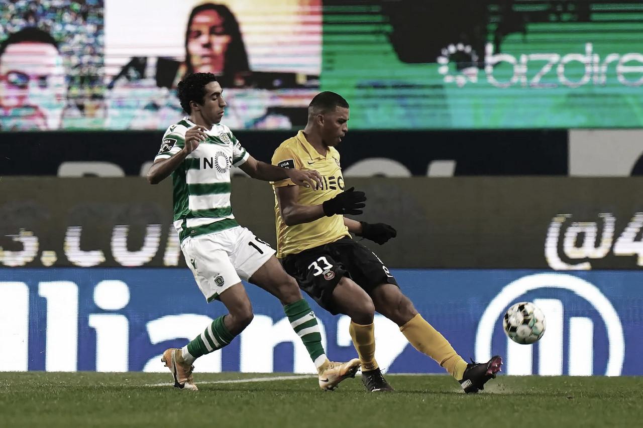 Aderllan acredita em crescimento no Rio Ave durante metade final do Campeonato Português
