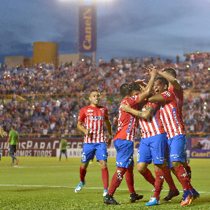 El Atlético de San Luis brilló junto a su afición