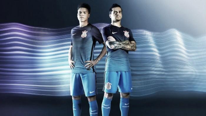 Nike divulga novo terceiro uniforme do Corinthians para a temporada 2016/2017