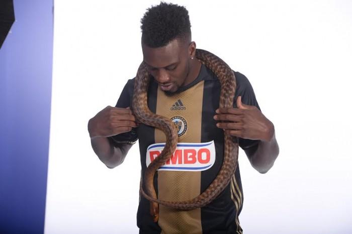 Philadelphia Union Unveil New Snake-Inspired Primary Jersey