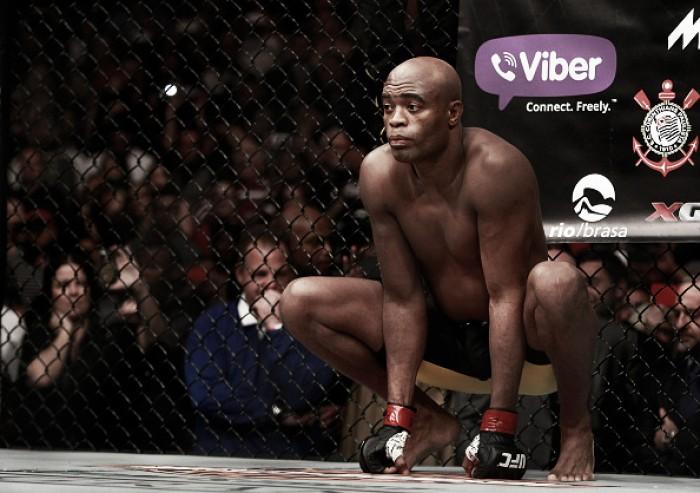 Anderson Silva substitui Jon Jones no combate contra Daniel Cormier no UFC 200