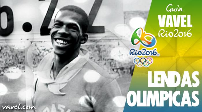 Lendas Olímpicas: Adhemar Ferreira, o único brasileiro no Hall da Fama do Atletismo