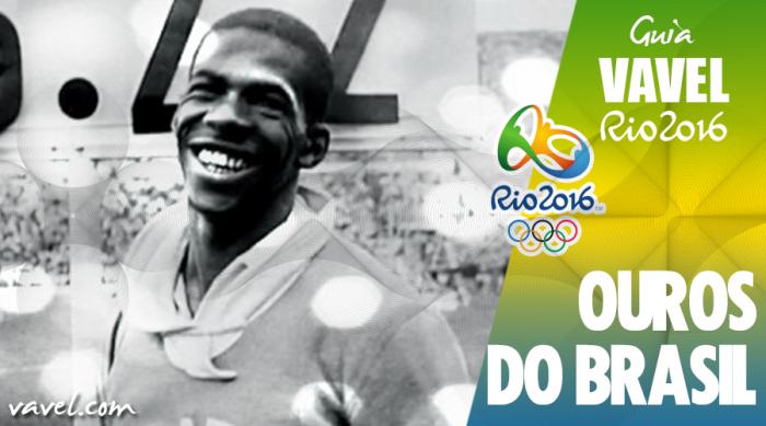 Ouro Olímpico: relembre o bicampeonato de Adhemar Ferreira emMelbourne 1956