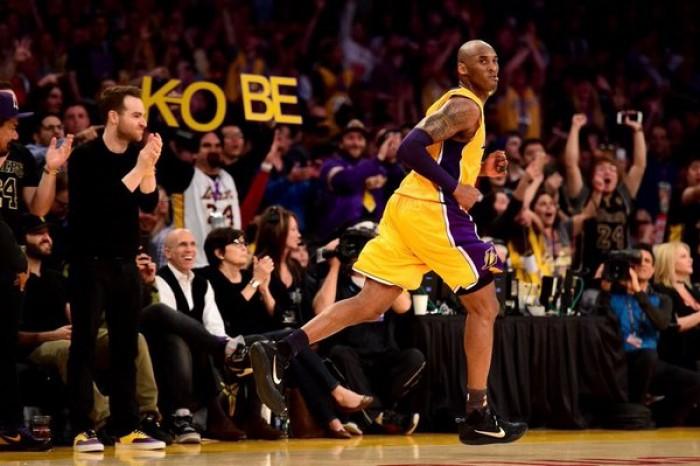 Última función de Kobe Bryant