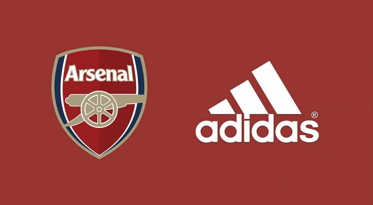 Adidas será a nova patrocinadora do Arsenal para a temporada 2019-20
