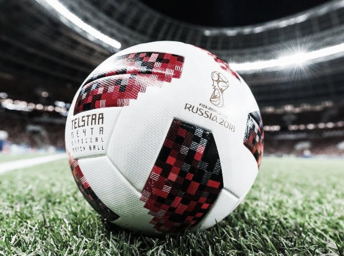 FIFA presenta   039 Adidas Telstar 18 Mechta  039  8d85fc552cb39