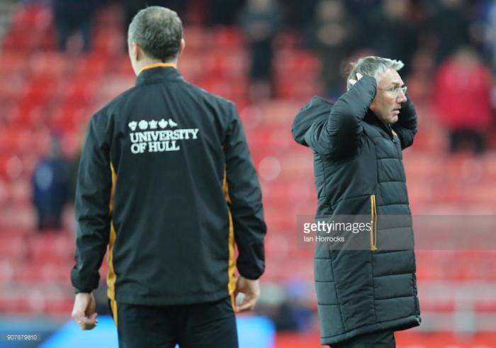 Sunderland 1-0 Hull City: Nigel Adkins believes opening 35 minutes cost Tigers