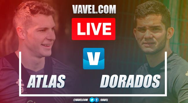 Goals and highlights: Atlas 3-0 Dorados Sinaloa in a friendly match 2021