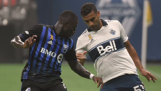 Impact dominate Whitecaps