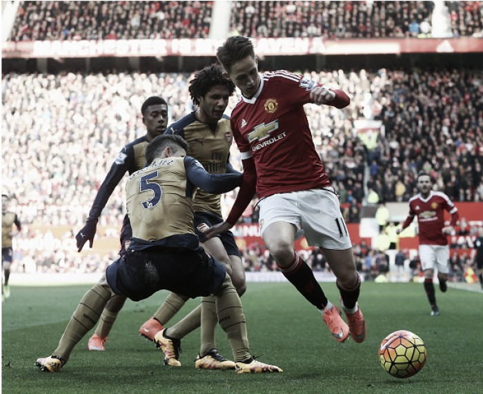 Opinion: United's current talent pool should not be worried by Adnan Januzaj's demise