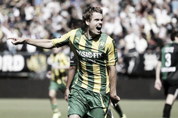 El ADO Den Haag golea al Groningen en los minutos finales