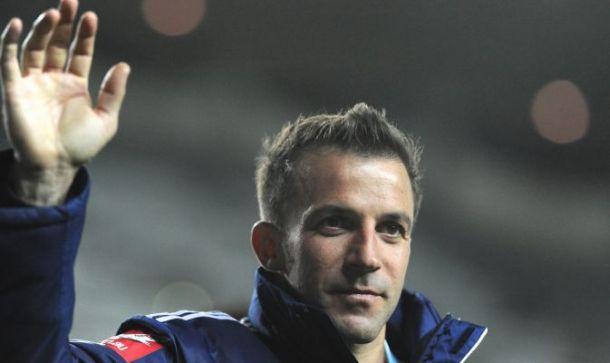 """Alex Del Piero ci pensa: """"Tornare alla Juve? Non chiudo nessuna porta…"""""""